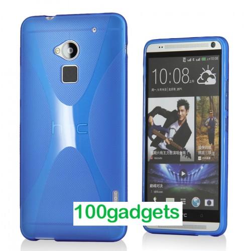 Силиконовый чехол X для HTC One Max