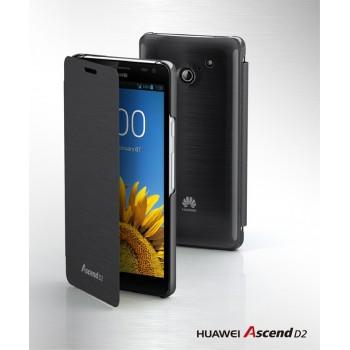 Оригинальный чехол флип для Huawei Ascend D2