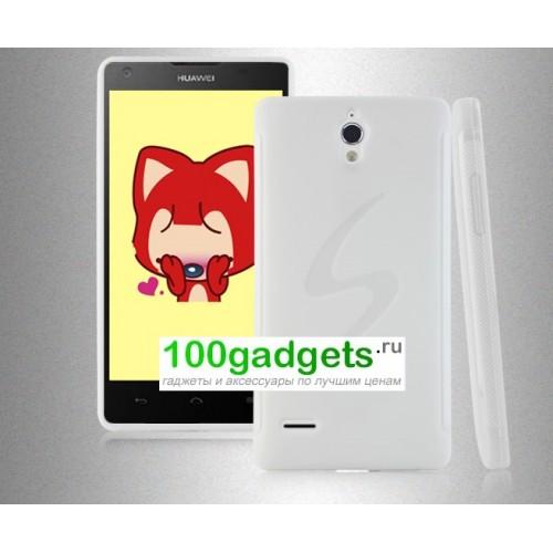 Силиконовый чехол S для Huawei Ascend G700