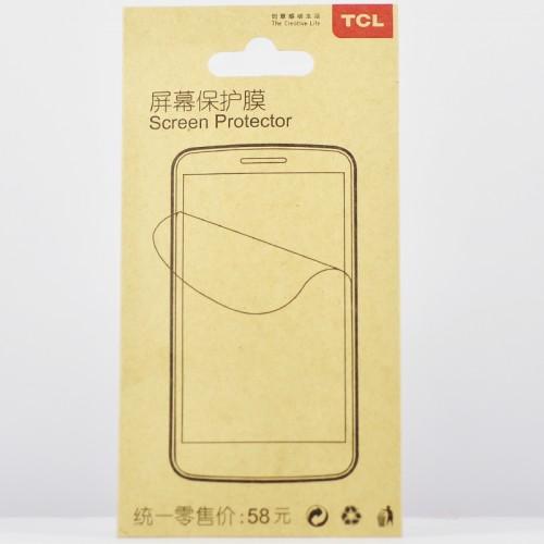 Оригинальная защитная пленка для Alcatel One Touch Idol