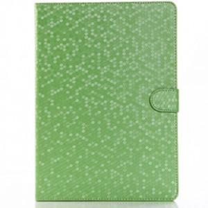 Чехол подставка серия Flashing Diamond для Ipad Air Зеленый
