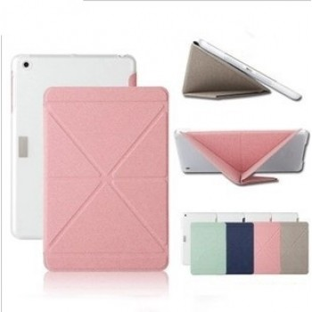 Чехол смарт подставка текстурный серия Origami для Ipad Mini 2 Retina