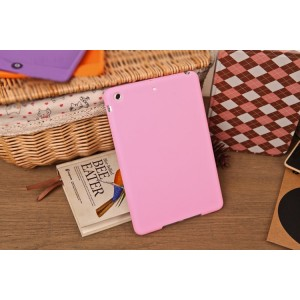 Силиконовый чехол премиум для Ipad Air Розовый