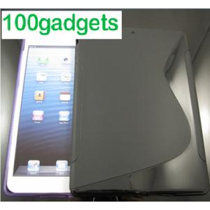 Силиконовый чехол S для Ipad Air Черный