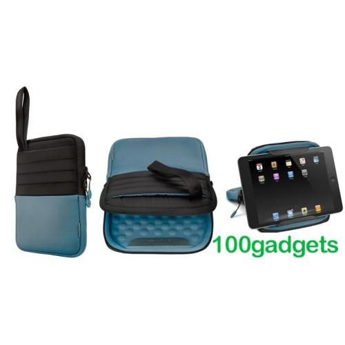 Водонепроницаемый чехол мешок подставка для Ipad Mini 2 Retina Синий