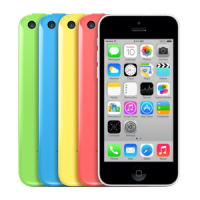 Apple Iphone 5c black 16gb
