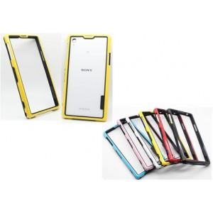 Бампер серия Dual Color для Sony Xperia Z1