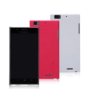 Пластиковый матовый премиум чехол для Lenovo IdeaPhone K900