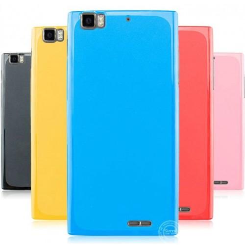 Силиконовый чехол для Lenovo IdeaPhone K900 Черный