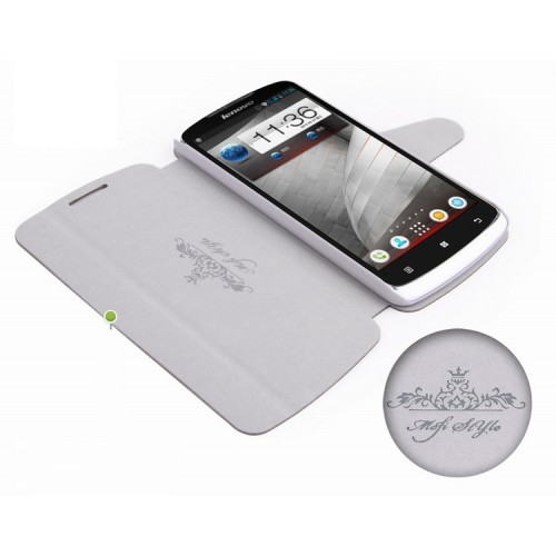 Чехол флип подставка для Lenovo IdeaPhone S920