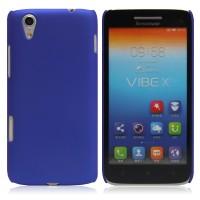 Пластиковый чехол для Lenovo Vibe X S960 Синий