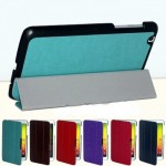 Чехол флип подставка сегментарный серия Leather Up для Lenovo ThinkPad 8