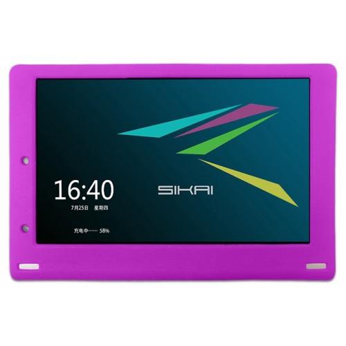 Силиконовая задняя панель софт тач премиум для Lenovo Yoga Tablet 8