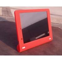 Силиконовая задняя панель софт тач премиум для Lenovo Yoga Tablet 8 Красный
