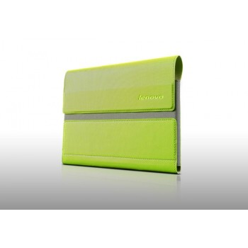 Оригинальный чехол папка (полиуретан/полиэстер/кожа) для Lenovo Yoga Tablet 8