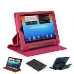 Чехол подставка с полной защитой корпуса Full Cover для Lenovo Yoga Tablet 8