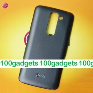 Оригинальный пластиковый NFC чехол для LG Optimus G2 Черный