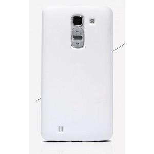 Пластиковый матовый нескользящий премиум чехол для LG Optimus G2 mini