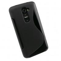 Силиконовый чехол S для LG Optimus G2 mini Черный