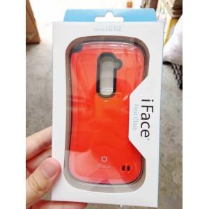 Силиконовый премиум чехол серия Waist для LG Optimus G2 Оранжевый