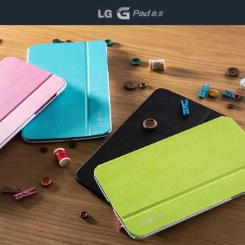 Чехол смарт флип подставка серия Korean Strength для LG G Pad 8.3