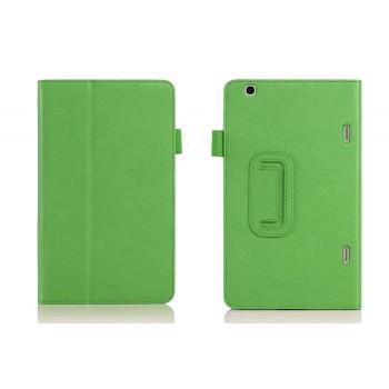 Чехол подставка с внутренними отсеками серия Full Cover для LG G Pad 8.3 Зеленый