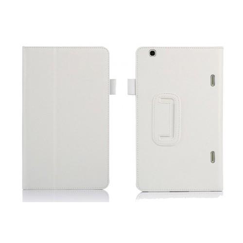 Чехол подставка с внутренними отсеками серия Full Cover для LG G Pad 8.3 Белый