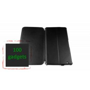 Кожаный чехол подставка для LG G Pad 8.3 Черный