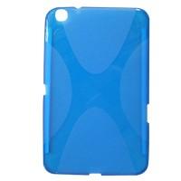 Силиконовый чехол X для LG G Pad 8.3 Голубой