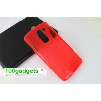 Силиконовый чехол S для LG Optimus G2 mini Красный