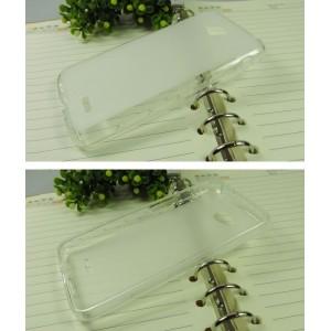 Силиконовый чехол для LG L70 Белый