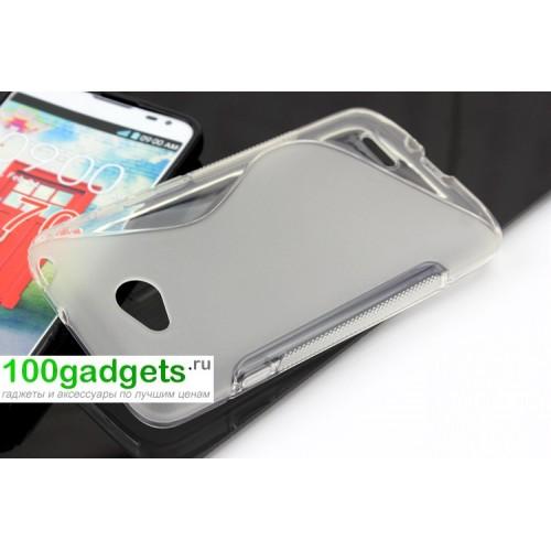 Силиконовый чехол S для LG L70