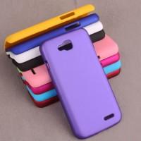 Пластиковый чехол для LG L90 Фиолетовый