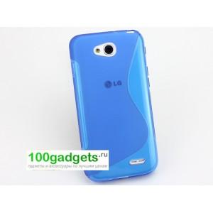 Силиконовый чехол S для LG L90