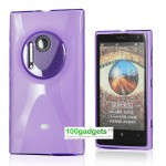 Силиконовый чехол X для Nokia Lumia 1020