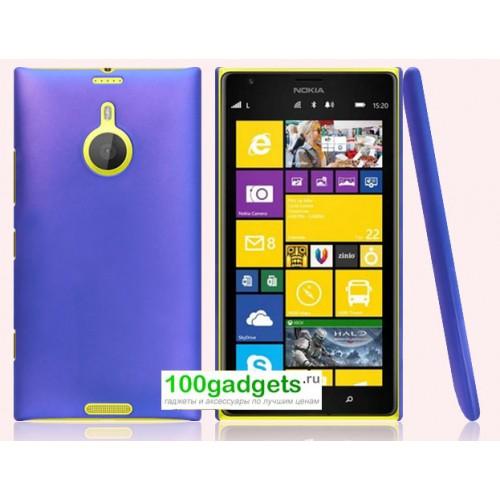 Пластиковый чехол для Nokia Lumia 1520 Черный