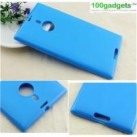 Бампер для Nokia Lumia 1520 Голубой