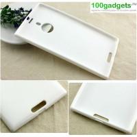 Бампер для Nokia Lumia 1520 Белый
