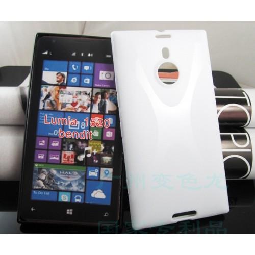 Силиконовый чехол X для Nokia Lumia 1520
