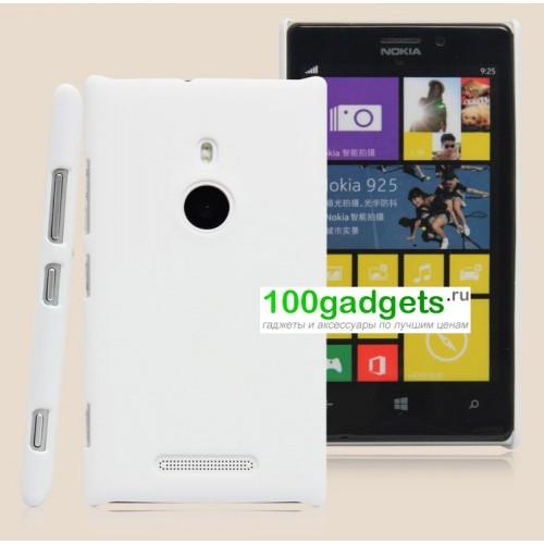 Пластиковый чехол матовый для Nokia Lumia 925