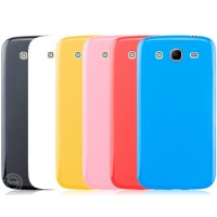 Силиконовый чехол для Samsung Galaxy Mega 5.8 GT-I9152