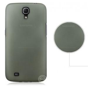 Пластиковый ультратонкий чехол для Samsung Galaxy Mega 6.3 GT-I9200 Черный