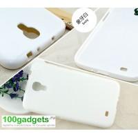 Силиконовый чехол для Samsung Galaxy Mega 6.3 GT-I9200 Белый