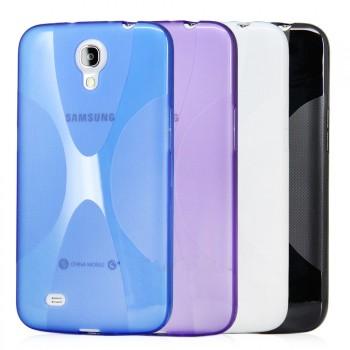 Силиконовый чехол X для Samsung Galaxy Mega 6.3 GT-I9200