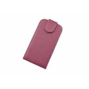 Чехол книжка вертикальная для MTS 970 Розовый