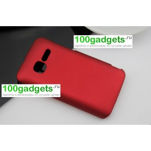 Пластиковый чехол для MTS 970 Красный