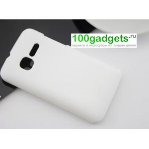 Пластиковый чехол для MTS 970 Белый