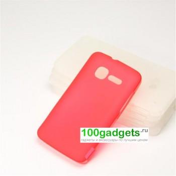 Силиконовый чехол для MTS 970 Красный