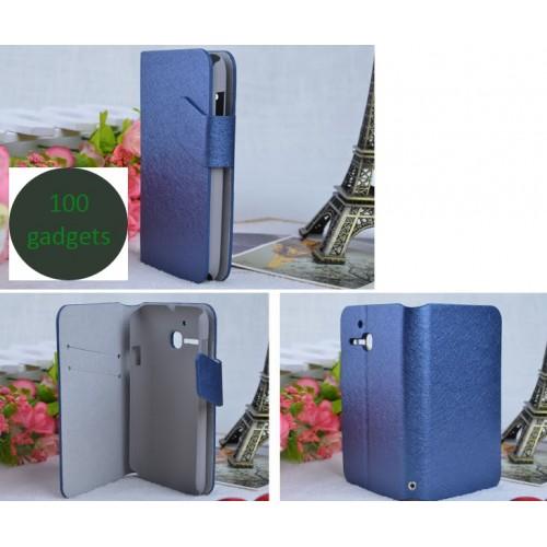 Чехол портмоне подставка для MTS 972 Черный