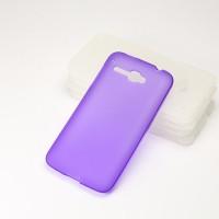 Силиконовый чехол для MTS 975 Фиолетовый